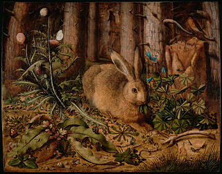 Rabbits and hares in art