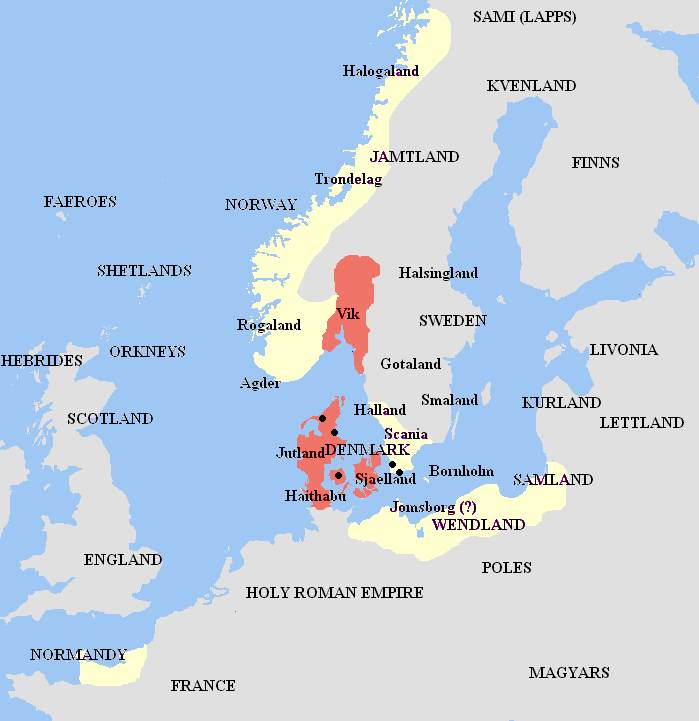 Harald bluetooth