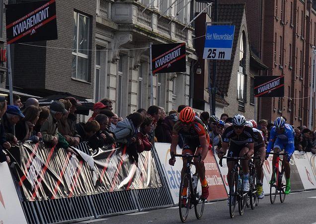 Harelbeke - Driedaagse van West-Vlaanderen, etappe 1, 7 maart 2015, aankomst (A51).JPG