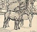 Harold Gilman - Two Horses - B1975.4.328 - Yale Center for British Art.jpg