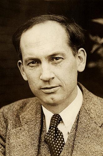 Harold Innis - Harold Innis in the 1920s