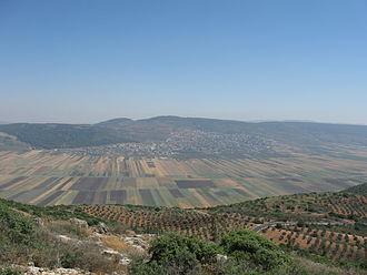 Beit Netofa Valley - Beit Netofa valley