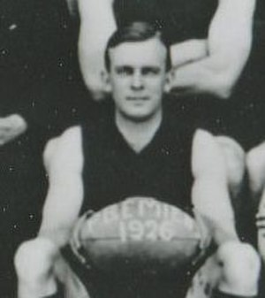 Harry Moyes - Image: Harry Moyes 1926