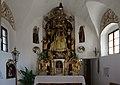 Hauptaltar Kapelle Mariae Heimsuchung, Zöhrerkapelle, Reichenfels, Kärnten.jpg