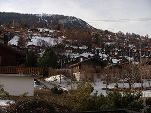 Nendaz - Haute Nendaz village