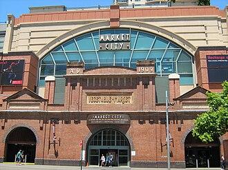 Paddy's Markets - Paddy's Markets Haymarket