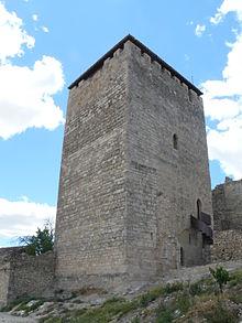 Torre del Homenaje en Haza