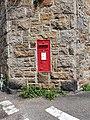Heamoor - King George VI post box.jpg
