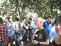 Hebrew Wikipedia (2011) Yarkon Park meeting ap 2.JPG
