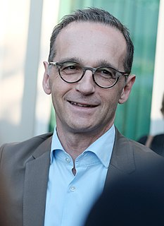 Heiko Maas German politician (SPD), federal minister for foreign affairs