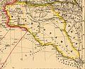 Heinrich Kiepert. Asia citerior.Mesopotamia.jpg