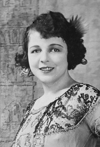 Helene Chadwick - Chadwick in 1921