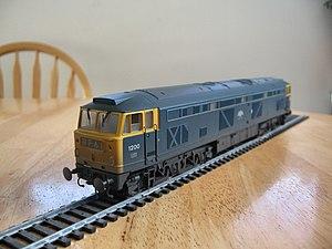 Heljan - Image: Heljan British Rail Class 53 Falcon