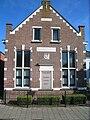 Hellevoetsluis - Nieuw Helvoet - Noordwest - Smitweg - Raadhuis Anno 1903.JPG
