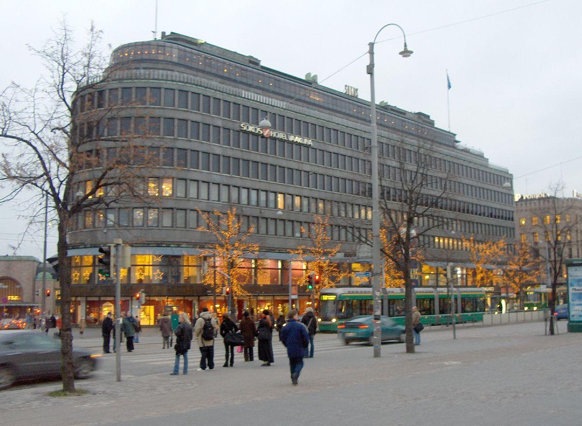 Helsingin Keskustan Sokos Wikipedia
