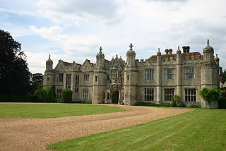 Hengrave Hall Grade I listed building in Hengrave, United Kingdom