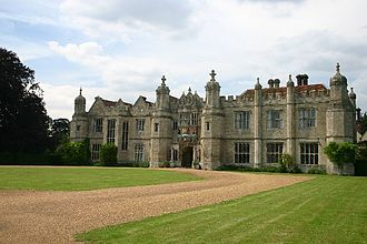 Thomas Kitson - Hengrave Hall, built by Sir Thomas Kitson