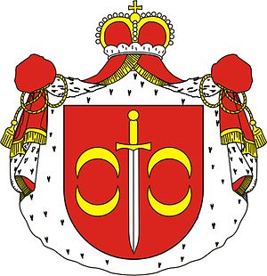 Drutsk - Druck Coat of Arms