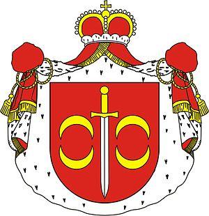 Principality of Drutsk - Image: Herb Druck