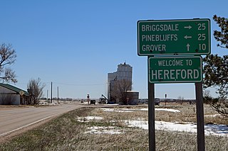 Hereford, Colorado Unincorporated community in Colorado, United States