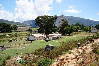 Herold, Western Cape - Image: Herold near George (8501271906)