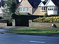 Hidden footpath to Penns Lane, Eachelhurst Road - geograph.org.uk - 1671612.jpg