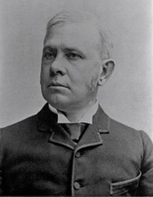 Anthony Higgins (politician) - Image: Higgins Anthony