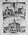 High School, Bay View School, Courthouse (Santa Cruz, California, 1879).jpg