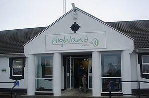 Highland Radio - Image: Highland Radio