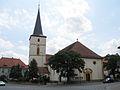 Hirschaid Kirchplatz 01 Kath. Pfarrkirche St. Veit 001.jpg
