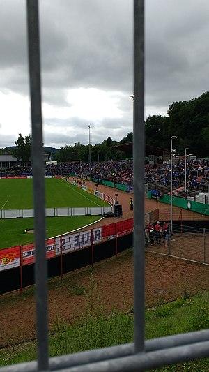 SV Röchling Völklingen - Hermann-Neuberger Stadion