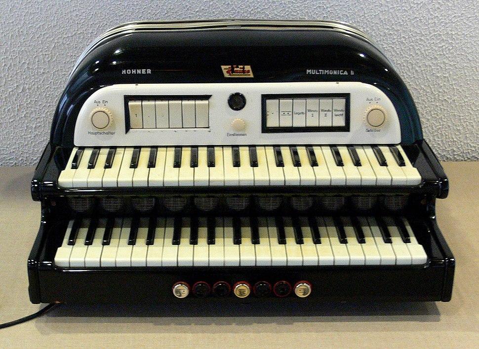 Hohner Multimonica MIM