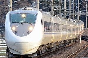 Hakutaka - Image: Hokuhoku line hakutaka 16 service