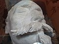Holice, Africké muzeum Dr. Emila Holuba, posmrtná maska.jpg