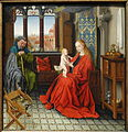 Holy Family, 1440-1460, South German - Art Institute of Chicago - DSC09623.JPG