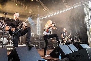 Holy Moses German band