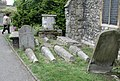 Holy Trinity, Queenborough, Kent - Churchyard - geograph.org.uk - 324758.jpg