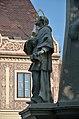 Holy Trinity column Drosendorf - detail St. John of Nepomuk.jpg