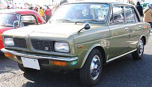 Honda 1300 - Honda 1300 Series 77 sedan