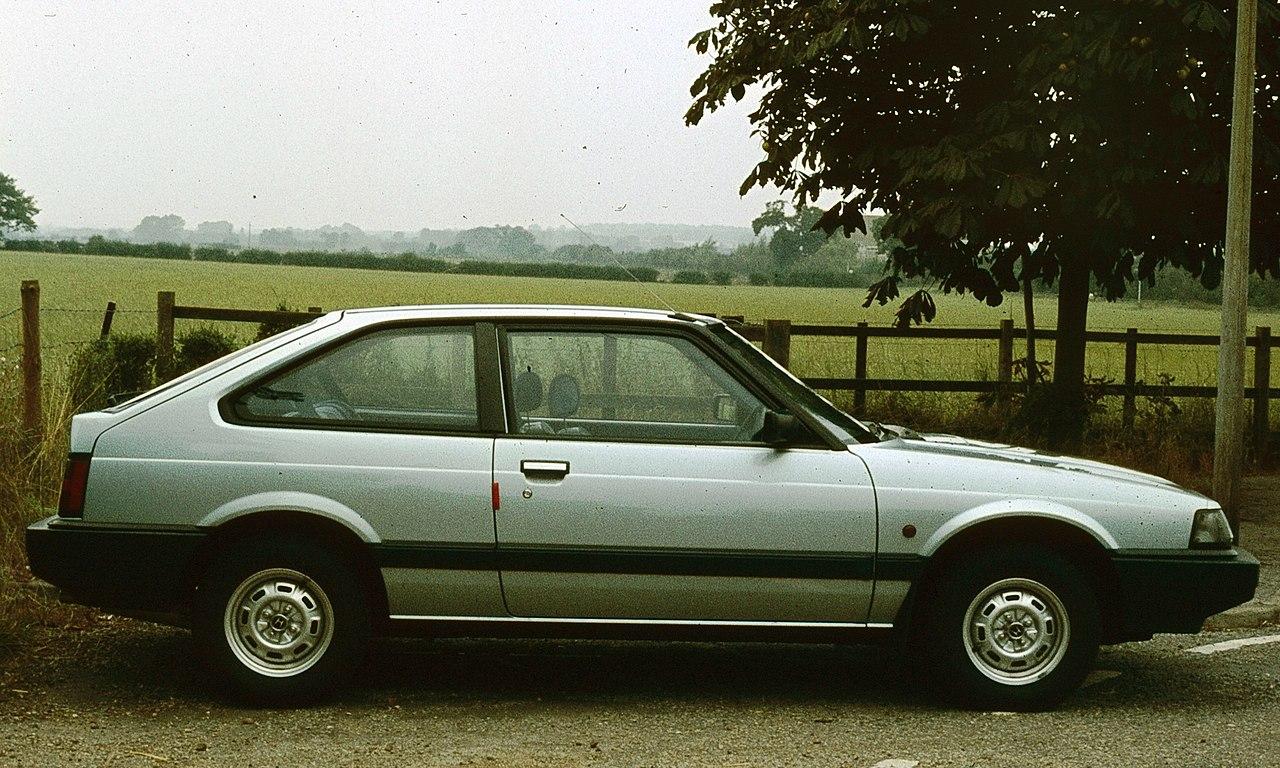 Isuzu Sports Car
