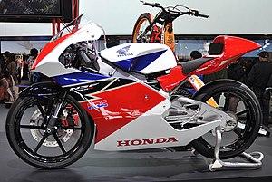 Honda NSF250R - Image: Honda NSF250R