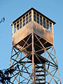 Hoodoo Ridge Lookout Station tower cabin - Umatilla NF Oregon.jpg