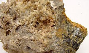 Zinc oxide - Hopeite