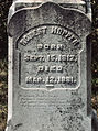 Hopper (Robert), Bethany Cemetery, 2015-08-30, 01.jpg