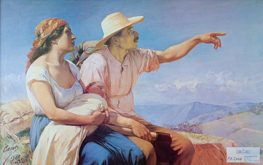 Horizonte, Francisco Antonio Cano, 1913 museo de antioquia