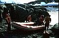 Horseshoe I lifting boat into water 2.jpg