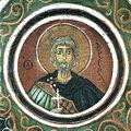 Hosios Loukas Crypt (south groin-vault) - Arethas.jpg