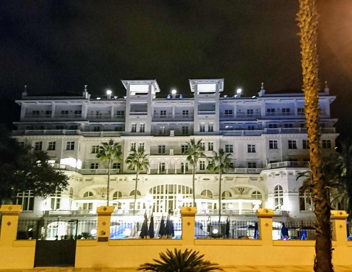 Gran Hotel Miramar Malaga Reviews