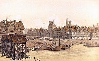 Hôtel de Ville, Paris - Hotel de Ville, 1583