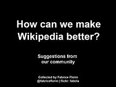 How to Make Wikipedia Better - Wikimania 2013 - 00.jpg